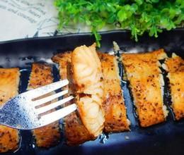 沙茶味鱼排
