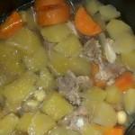 雪莲果百合汤
