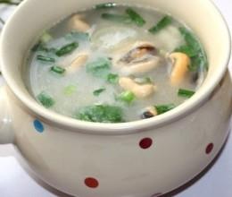 海虹疙瘩汤