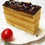 西番尼蛋糕#便当盒里的秘密#
