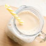 焦糖热奶茶