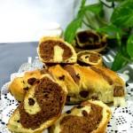 双色法棍面包