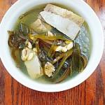 黄豆海带骨头汤