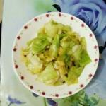 美味炒圆白菜