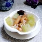 薏米冬瓜猪手汤
