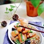 香菇焖猪手