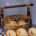 浪漫樱花鸡蛋糕