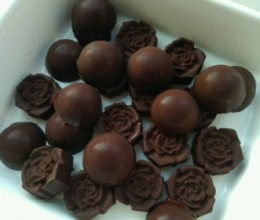 自制-70%黑巧克力