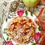 俄罗斯苹果蛋糕