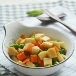 杏鲍菇豌豆小炒