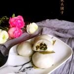 菜花头团子#樱花味道#