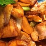 咸肉燒冬筍