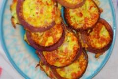 洋葱鸡蛋饼