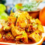 百吃不厌的麻婆豆腐