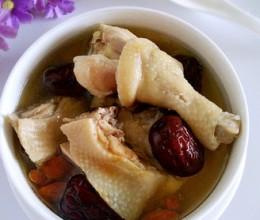 土茯苓炖鸡汤