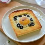 太陽蛋吐司