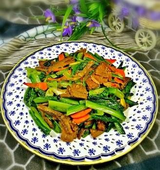 带鱼油麦菜