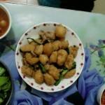 葱花豆腐泡