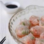 水晶虾饺#樱花味道#