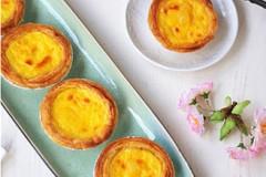 菠萝蛋挞#樱花味道#