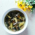 米酒黄鳝汤