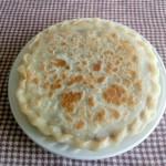 椰蓉红糖饼
