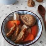 无花果胡萝卜瘦肉汤
