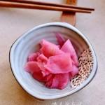 樱花时节品味樱花姜!