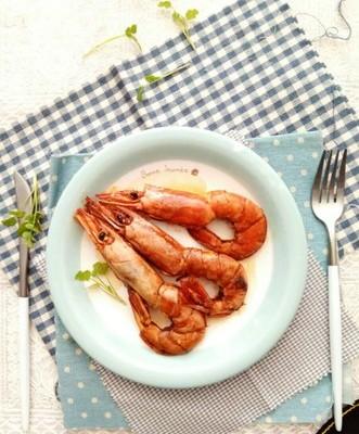 红焖阿根廷红虾