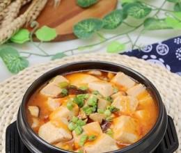 砂锅豆腐煲
