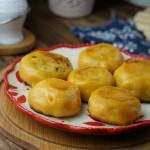 南瓜酸菜饼
