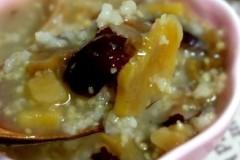 红薯地瓜干粥
