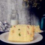 葱香培根蛋糕