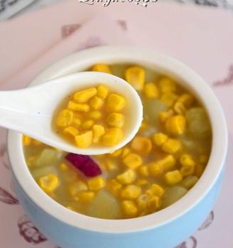 霸王超市 西式土豆玉米浓汤
