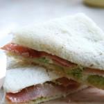 快手早餐——牛油果培根三明治