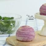 层次分明,酥得掉渣——紫薯酥