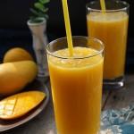 芒果蜂蜜汁