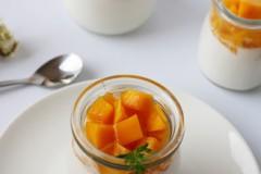 芒果酸奶(奶粉版)
