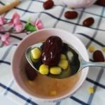 银耳玉米红枣甜汤