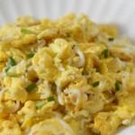 银鱼炒蛋不腥气又美味的小诀窍!