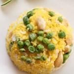 美味的黄小米焖饭