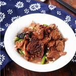 香焖茶树菇