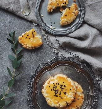 记忆里的花生酥饼,是满口香酥的美味
