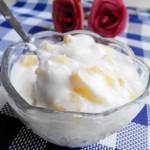 黄桃大果粒酸奶
