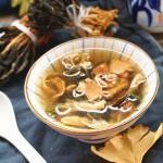 罗汉果菜干汤