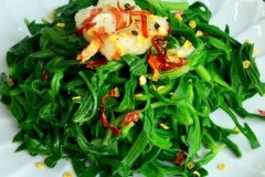 蒜香面条菜