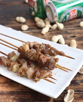 烤箱版烤羊肉串