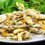 香酥炸蕨菜