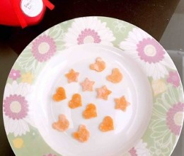 卡通胡萝卜面片