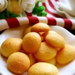 杏元蛋黄饼干
